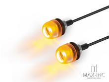 Micro LED Turn Signal Flush Mount Bolts