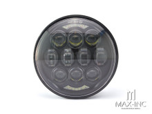 "5.75"" Black Multi Projector LED Headlight Insert - 80w"