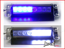 Universal Blue / White LED Emergency Recovery Light