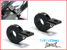 "MAX High Quality CNC Machined Bar Mount Light Brackets - 7/8""(22mm) Diameter"