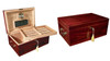Prestige Import Group MonteCarlo 120-Cigar Humidor - Interior and Exterior