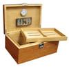 Prestige Import Group Princeton Bubinga 130-Cigar Humidor - Interior