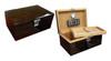 Prestige Import Group Princeton Ebony 130-Cigar Humidor - Exterior and Interior