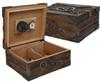 Steampunk Humidor - 50 Cigars