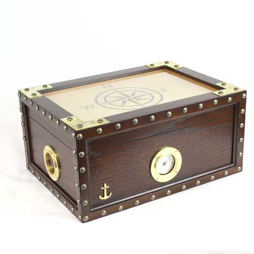 Maiden Voyage Desktop Humidor - 100 Cigars