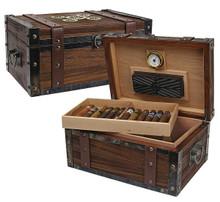Steampunk Dome Humidor 100 Cigars