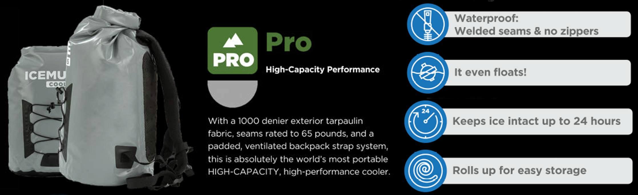 IceMule Pro - 20L to 40L