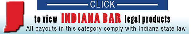 Click for Indiana Bar legal products