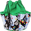 10-Pocket Classic Bingo Card Print #1 Bag (Green)
