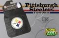Steelers Deluxe Front Floor Mats