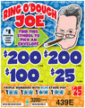 RING O DOUGH JOE 39E