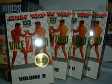 VALE TUDO 2  VOL 7 - 12  SPERRY   VHS