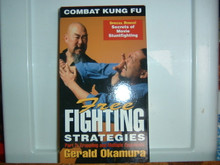 COMBAT KUNG FU FIGHTING Pt 2  GRAPPLING W/ OKAMURA