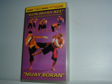 "MUAY BORAN ""kon muay kee"" w/ ARIAN MARCO DE CESARIS"