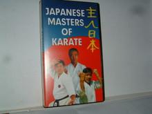 JAPANESE MASTERS OF KARATE W/ KANAZAWA HIGAONNA
