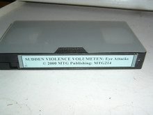 SUDDEN VIOLENCE VOL 10 - EYE ATTACKS MTG214