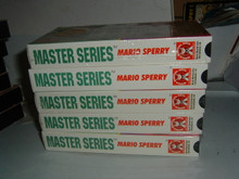 BRAZILIAN JIU-JITSU SERIES 2  VOL 1 2 4 5 6  MARIO SPERRY   VHS