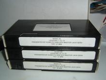 BASIC 45 VOL 1-3 KUNG FU SAN SOO SERA  VHS