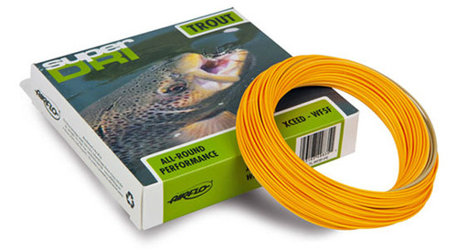 Airflo Super Dri Xceed Fly Lines