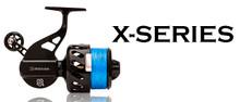 Van Staal X Series Spinning Reels