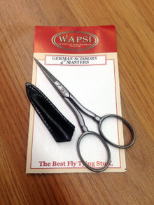 "Wapsi German Fly Tying Scissors 4"" Masters by DOVO"