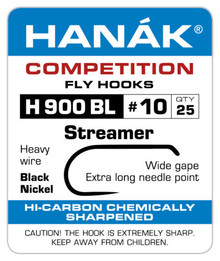 Hanak H 900 BL Streamer Hooks