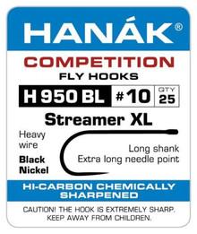 Hanak H 950 BL Streamer XL Hooks