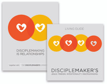 Disciplemaking Is Relationships Training Set (DiR-Training Set) Grow in your journey of disciplemaking friendships and families, TOGETHER!