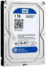 WD WD10EZEX 1TB 3.5 SATA3 HDD - Blue