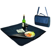 Picnic at Ascot - Fleece Picnic Blanket with Tote