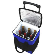 Picnic at Ascot - Collapsible Rolling Cooler for 6 Wine Bottles or 32 Cans