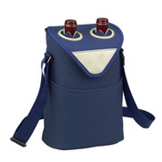 Picnic at Ascot - The Neo Two Bottle Wine Tote