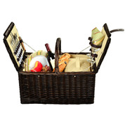 Picnic at Ascot - Surrey Picnic Basket for 2