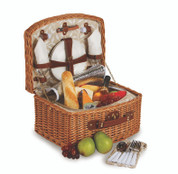 Benton - Picnic Basket for 2