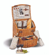 Exeter - Picnic Basket for 4
