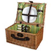 The Veranda Collection - Picnic Basket for 2