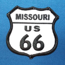 Missouri Route US 66 Patch