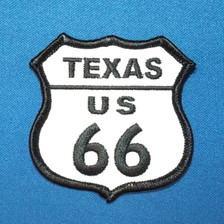 Texas Route US 66 Patch