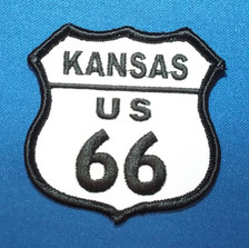 Kansas Route US 66 Patch