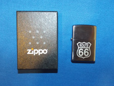 Route 66 Zippo Lighter made in USA