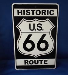 Historic Arizona US 66 Sign