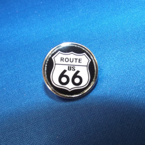 Route 66 Hat Pin