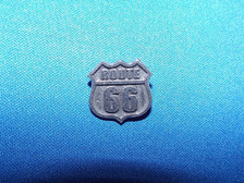 Route 66 Golf Marker