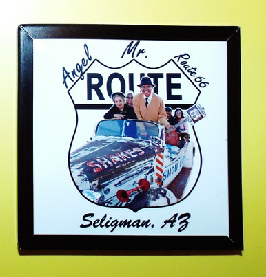 Mr. Route 66 Magnet