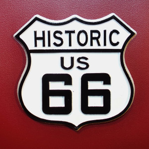 Historic US 66 Magnet