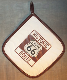 Historic Route 66 Hot Pad