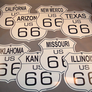 8 State Shield Set