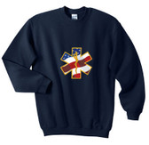 EMT Embroidered Crewneck Sweatshirt