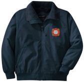 Firefighter Personalized Jacket - Embroidered Front