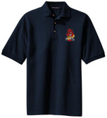 FIREFIGHTER EMT GOLF SHIRT